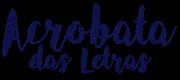 Loja Online - Acrobata das Letras